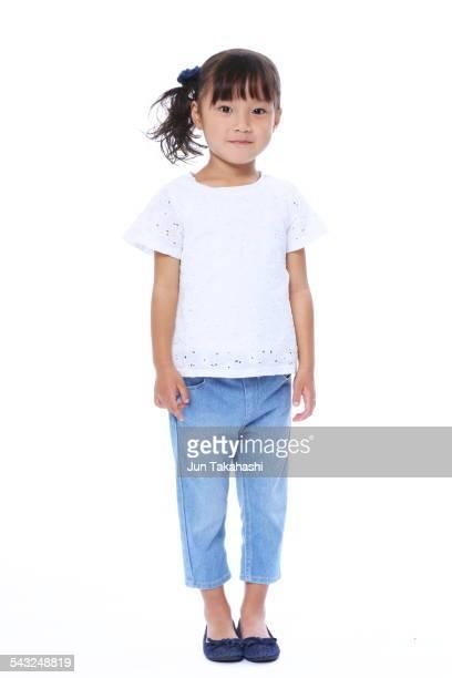 portrait of Japanese girl