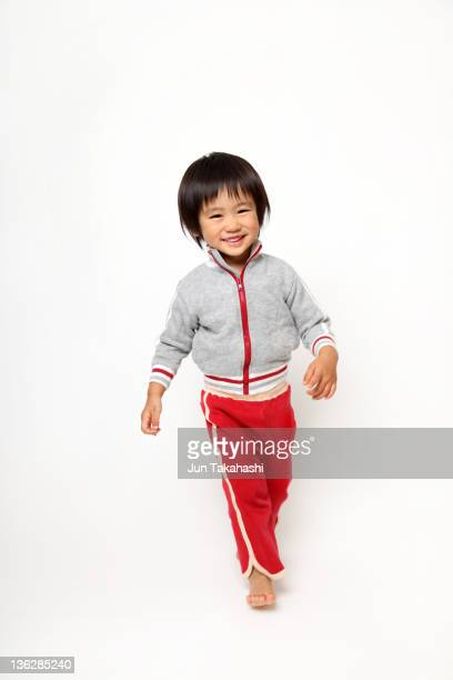 Portrait of Japanese kid