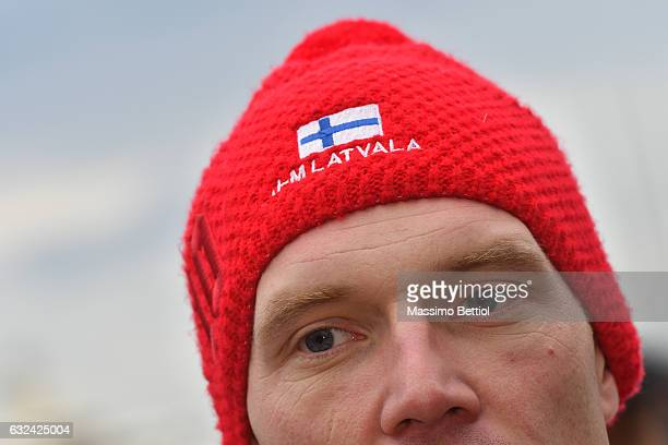 Portrait of Jari Matti Latvala of Finland taken during Day Four of the WRC MonteCarlo on January 22 2017 in Gap France