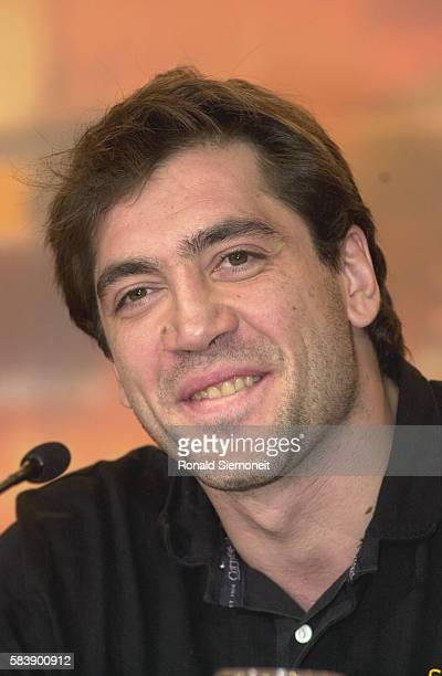 Portrait of Javier Bardem star in the film 'Segunda Piel'