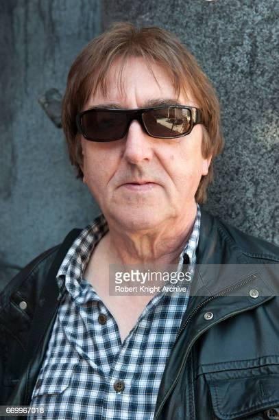 Portrait of jazz guitarist Allan Holdsworth at the Wackerman Drum Fesvial Las Vegas United States 3rd April 2011