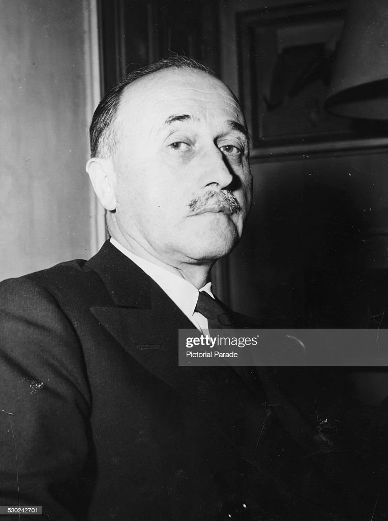 Jean Monnet : News Photo
