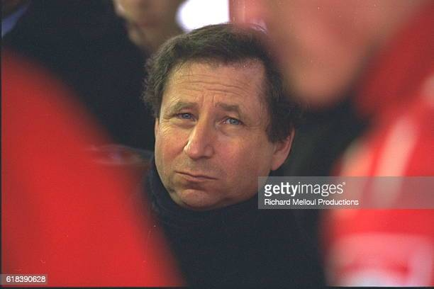 Portrait of Jean Todt Ferrari Sports Director