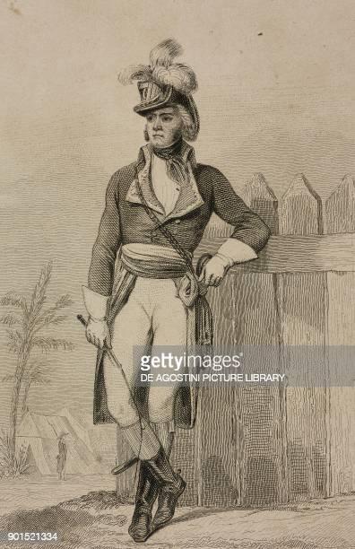 Portrait of JeanBaptiste Kleber French general engraving by Lemaitre from Egypte depuis la conquete des Arabes jusque a la domination francaise by...