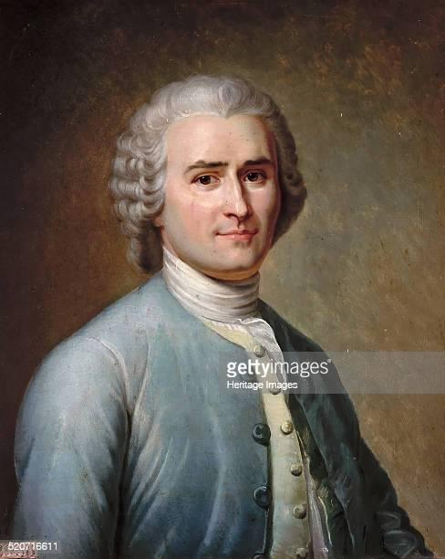 Portrait of JeanJacques Rousseau Found in the collection of Musée de l'Histoire de France Château de Versailles