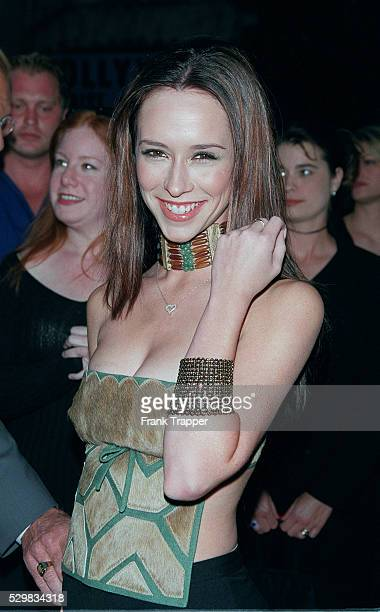 Portrait of Jennifer Love Hewitt