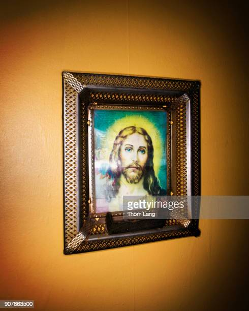 3D Portrait of Jesus