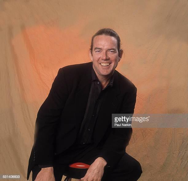 Portrait of Jimmy Webb Dallas Texas March 14 1992