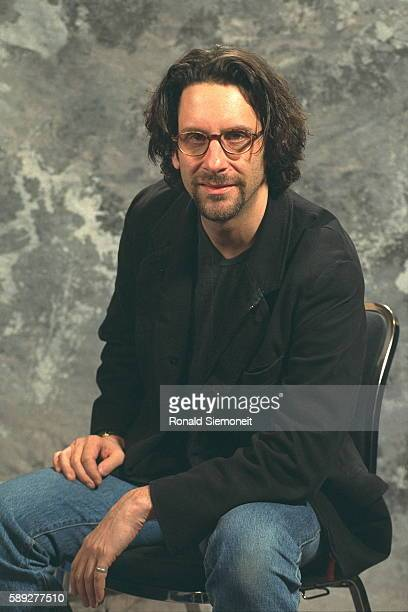 Portrait of Joel Coen scriptwriter and director of the film 'The Big Lebowski'