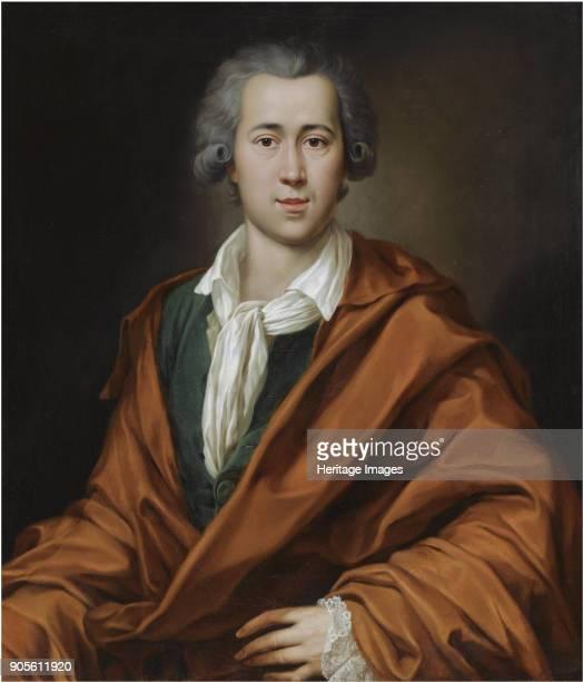 Portrait of Johann Melchior Edler von Birkenstock . Private Collection.