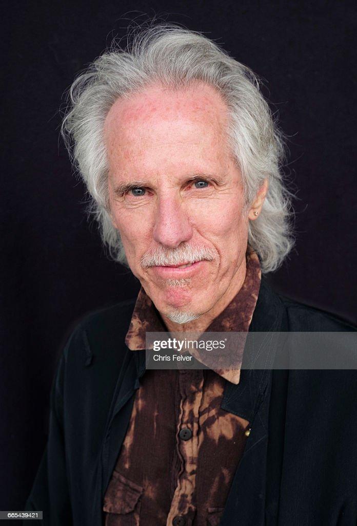 Portrait of John Densmore, drummer for the band The Doors, Santa Monica, California, August 7, 2016.