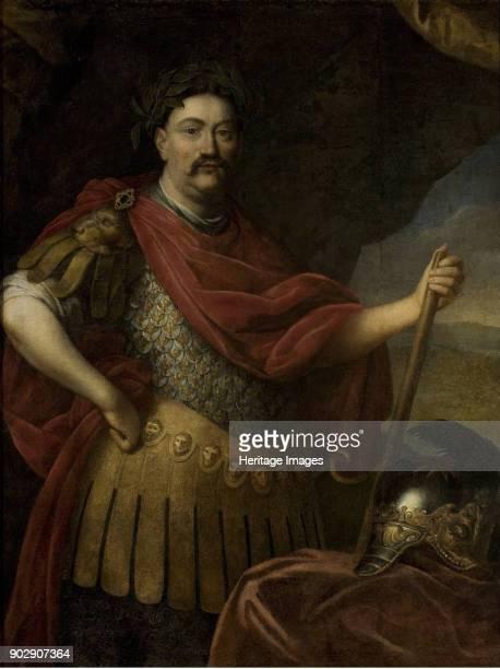 Portrait of John III Sobieski Found in the Collection of Muzeum Narodowe Warsaw