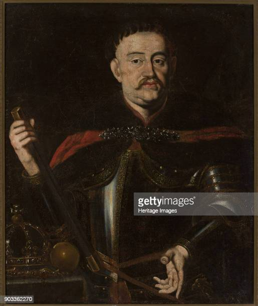 Portrait of John III Sobieski King of Poland and Grand Duke of Lithuania Found in the Collection of Muzeum Narodowe Warsaw