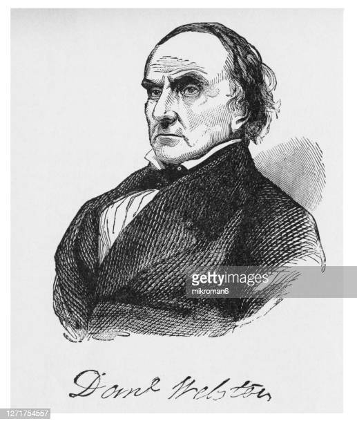 portrait of john jay - american statesman, patriot, diplomat, founding father of the united states - governor stock pictures, royalty-free photos & images