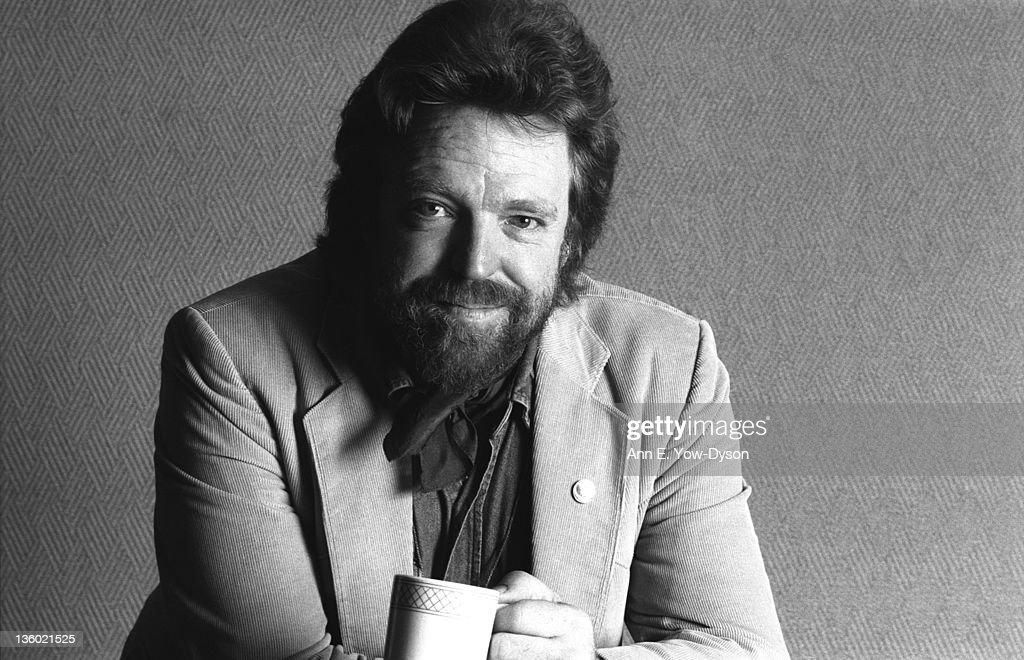 Barlow At The 1991 PC Forum : News Photo