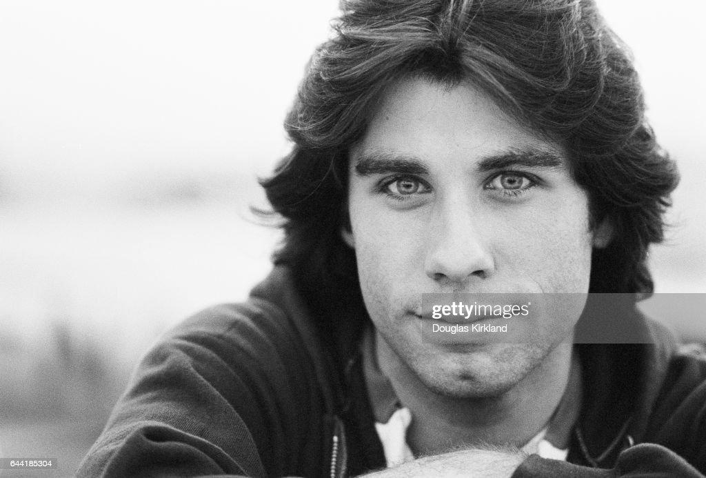 Portrait of John Travolta