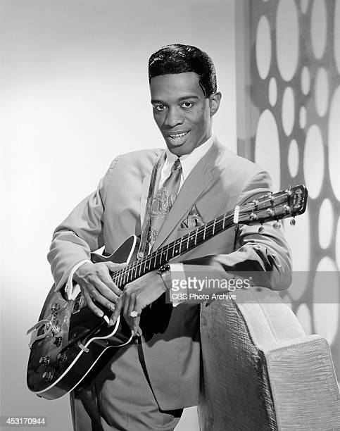 Portrait of Johnny 'Guitar' Watson Image dated September 23 1966