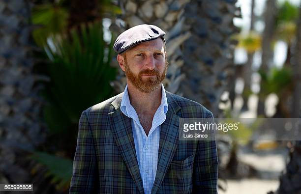 MONICA CALIF – SEPT 27 2011 Portrait of Jonathan Ames creator and executive producer of the HBO television series Bored to Death