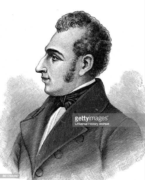 Portrait of Jose de San Martin an Argentine general Dated 19th Century