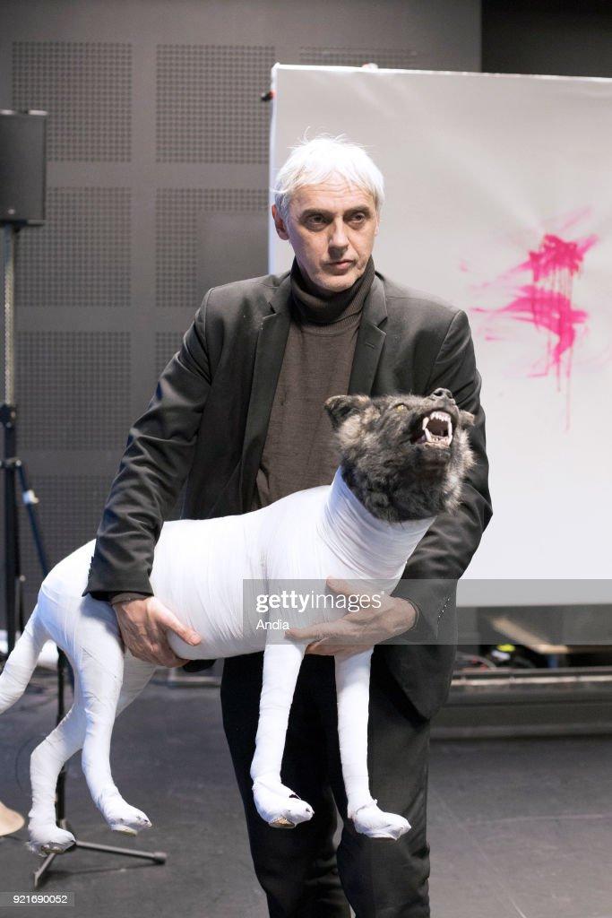 Josef Nadj, choreographer. : News Photo