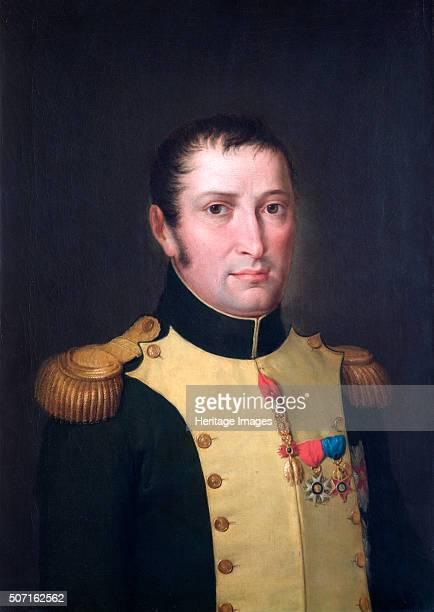 Portrait of Joseph Bonaparte King of Spain c1810 Painting captured at Vitoria in 1813 The elder brother of Napoleon Joseph Bonaparte was installed on...
