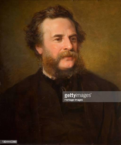 Portrait of Joseph Moore , 1870. Artist William Thomas Roden.
