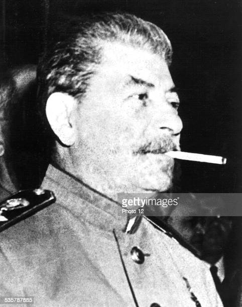Portrait of Joseph Stalin 20th century USSR