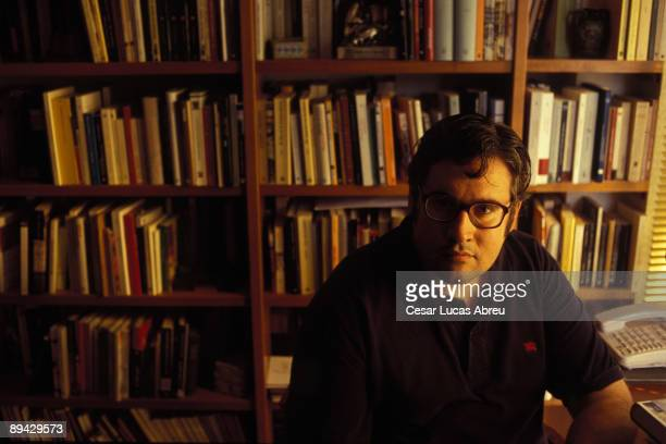 Portrait of Juan Manuel de Prada writer