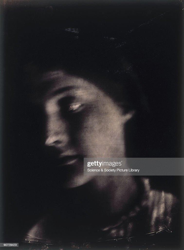Portrait of Julia Jackson, mother of the writer Virginia