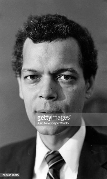 Portrait of Julian Bond, 1965.