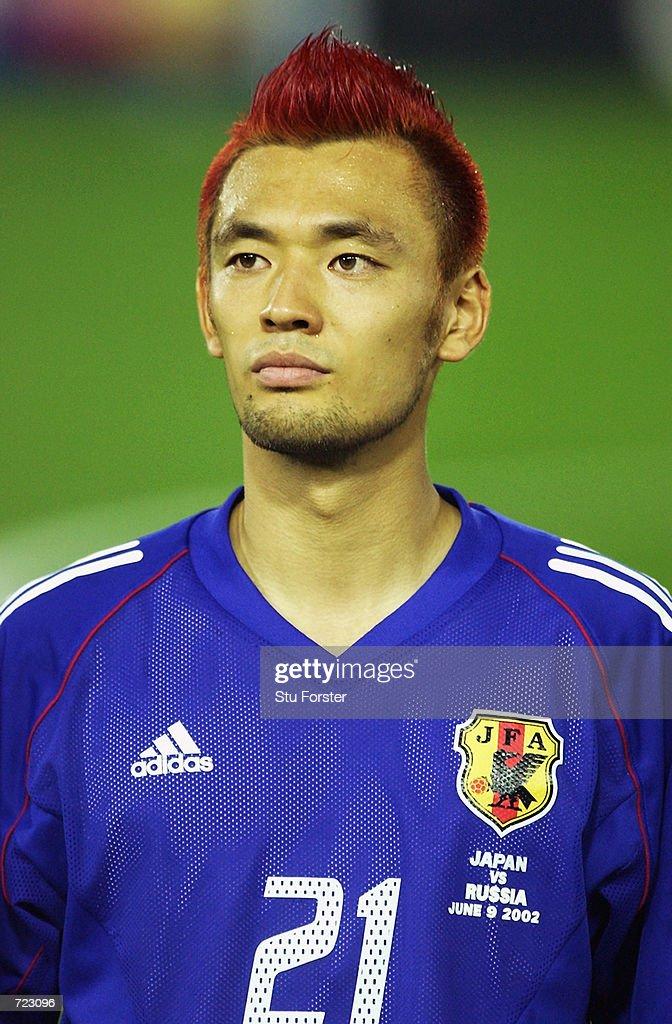 Kazuyuki Toda of Japan : News Photo
