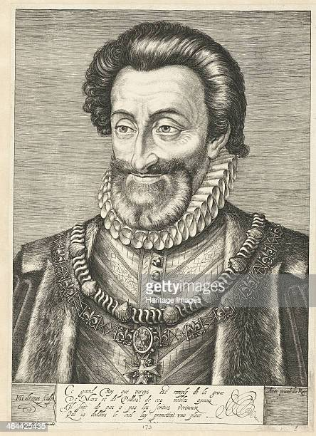 Portrait of King Henry IV of France, ca. 1600. Found in the collection of the Rijksmuseum, Amsterdam.