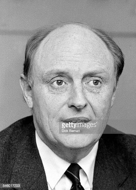Portrait of Labour Party leader Neil Kinnock United Kinngdom circa 1986