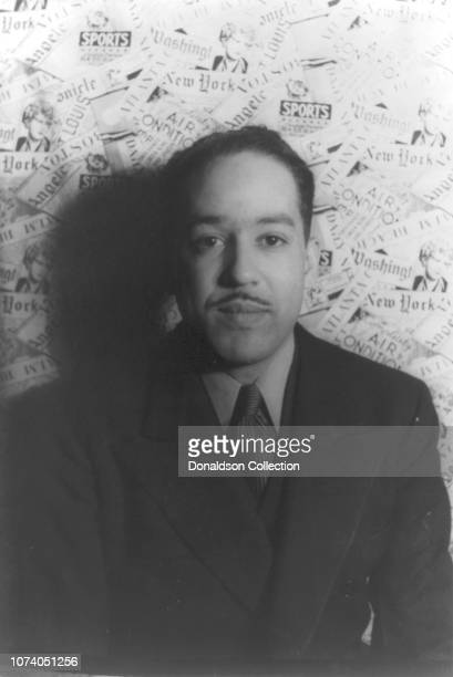 Portrait of Langston Hughes