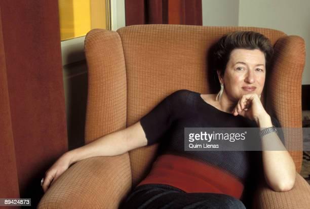 Portrait of Laura Freixas writer