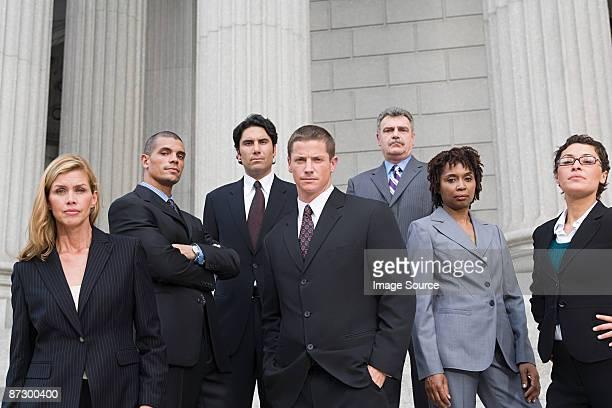 Portrait d'avocats