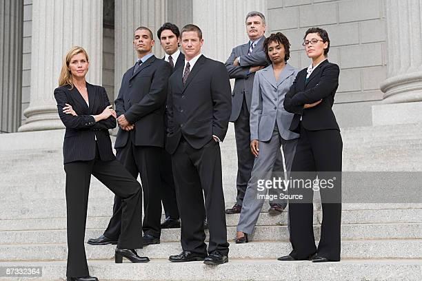 Porträt von Rechtsanwälten