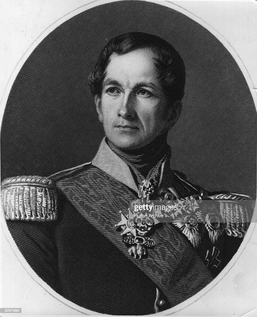 King Leopold I : News Photo