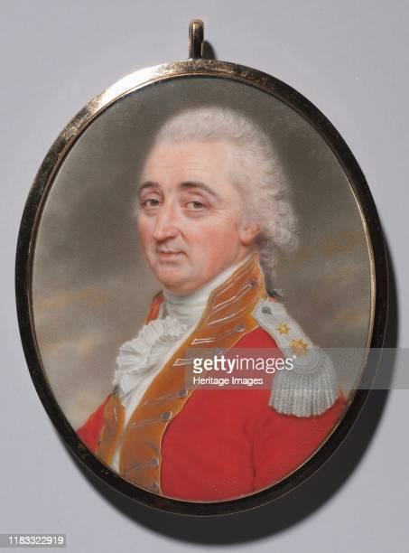 Portrait of Lieutenant General Daniel Burr 1799 Creator John Singer Sargent