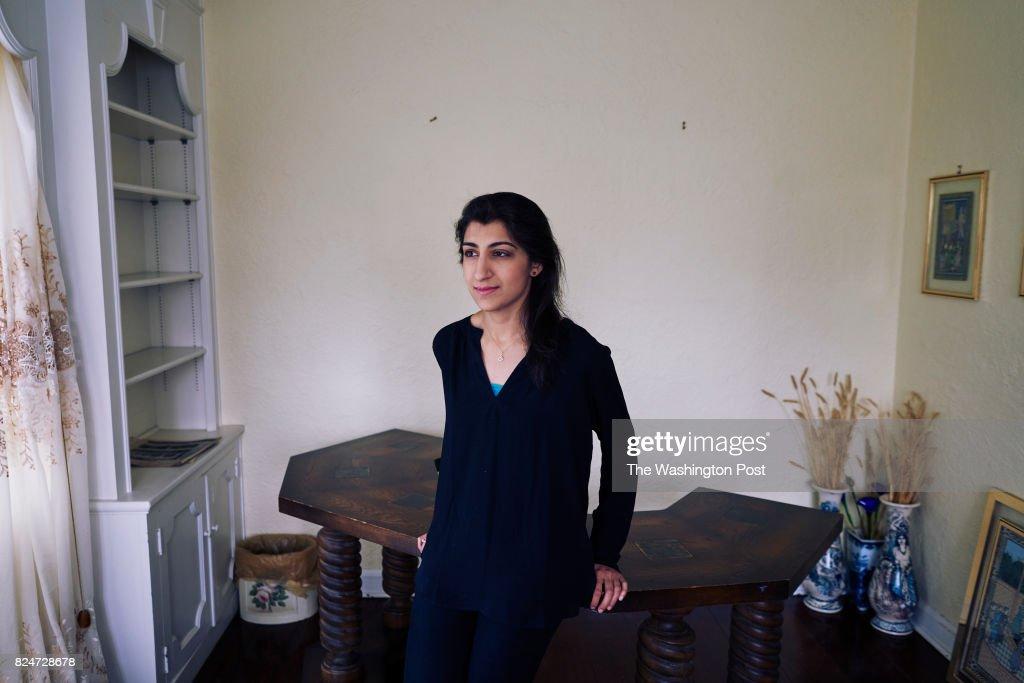 Antitrust: Lina Khan : Fotografía de noticias