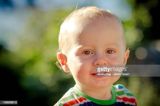 portrait of little boy - s0ulsurfing stock pictures, royalty-free photos & images