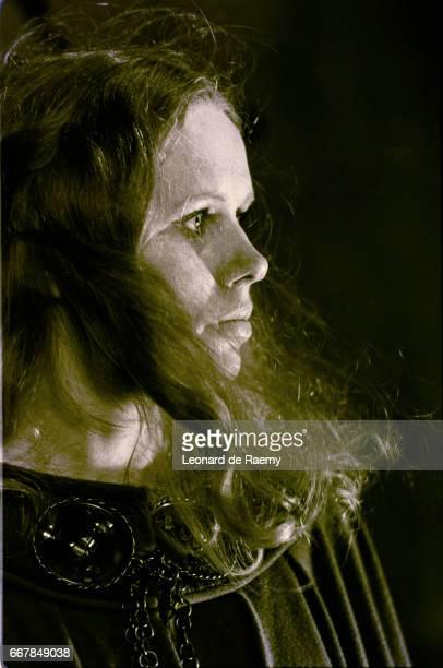 Portrait of Liv Ullmann