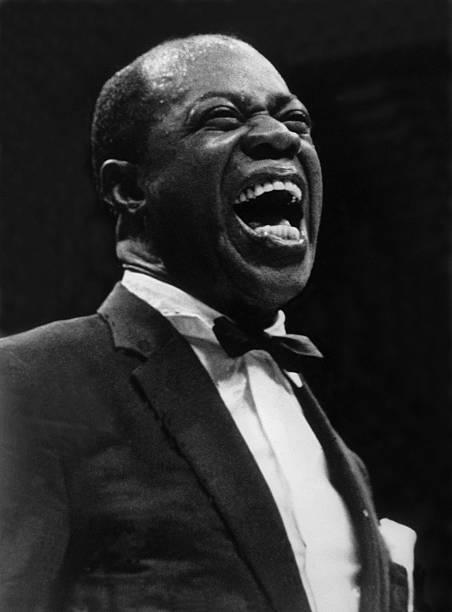 Louis Armstrong Singing