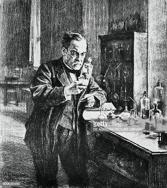 the works of louis pasteur Louis pasteur- a name oblivious to many of us but still used on a day-to-day basis the man, pasteur, is known for his discovery of vaccination, microbial fermentation and pasteurisation known as father of microbiology, he has made significant discoveries in the field of chemistry too.