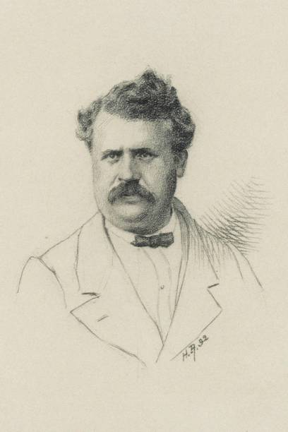 FRA: 4th August 1821 - French Fashion Designer Louis Vuitton Is Born