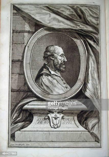 Portrait of Ludovico Ariosto 1730 From a private collection