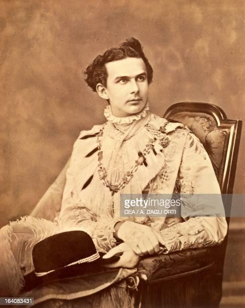 Portrait of Ludwig II of Bavaria King of Bavaria Vienna Historisches Museum Der Stadt Wien