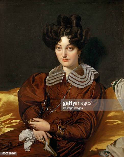 Portrait of Madame Marcotte de SainteMarie Found in the collection of Louvre Paris