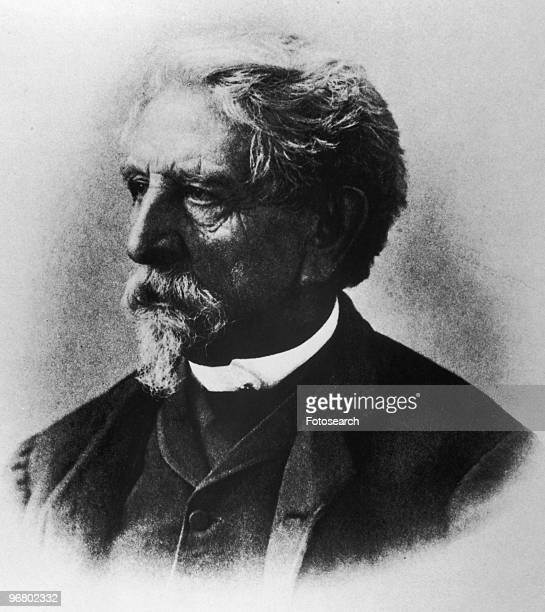 Portrait of Major Raphael J Moses circa 1878