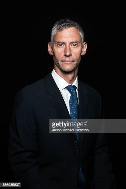 Portrait of man in his 50's